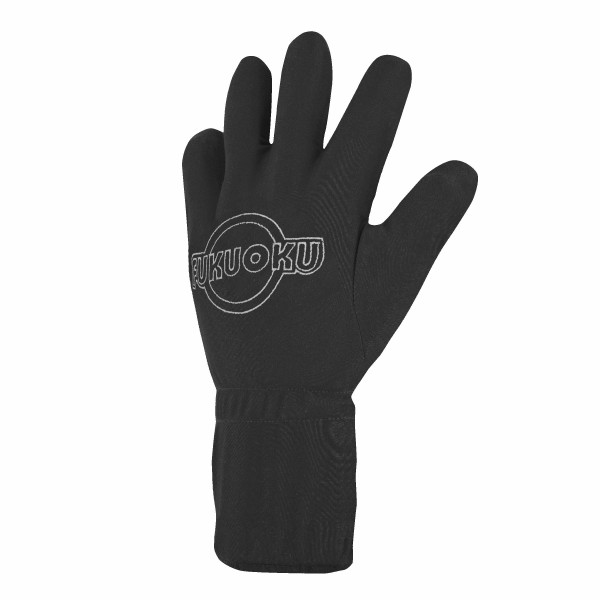 Fukuoku Glove Left Hand Glove Medium Black