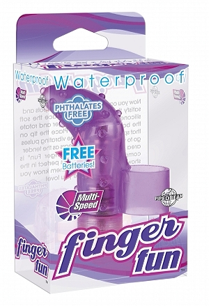 W/p Finger Fun Purple