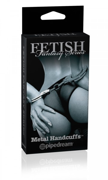 Fetish Fantasy Limited Metal Cuffs