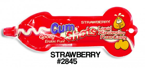 Cum Shots Marshmallow Strawberry
